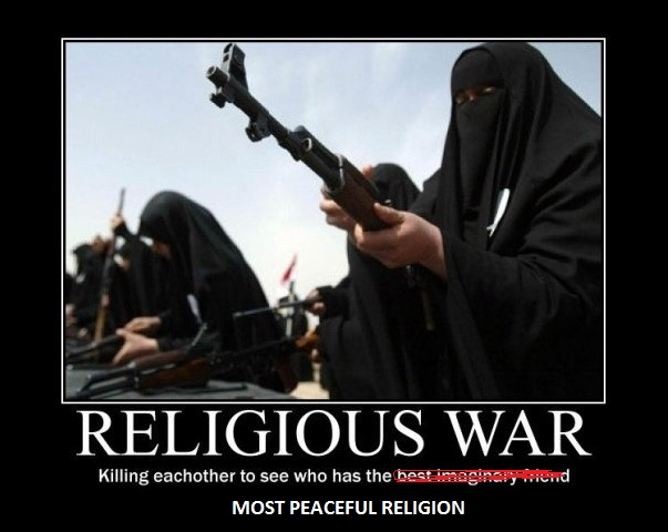religious wars There are many common misconceptions about religion that are often taken as unquestioned facts, such as the idea that religious people are inherently ant.