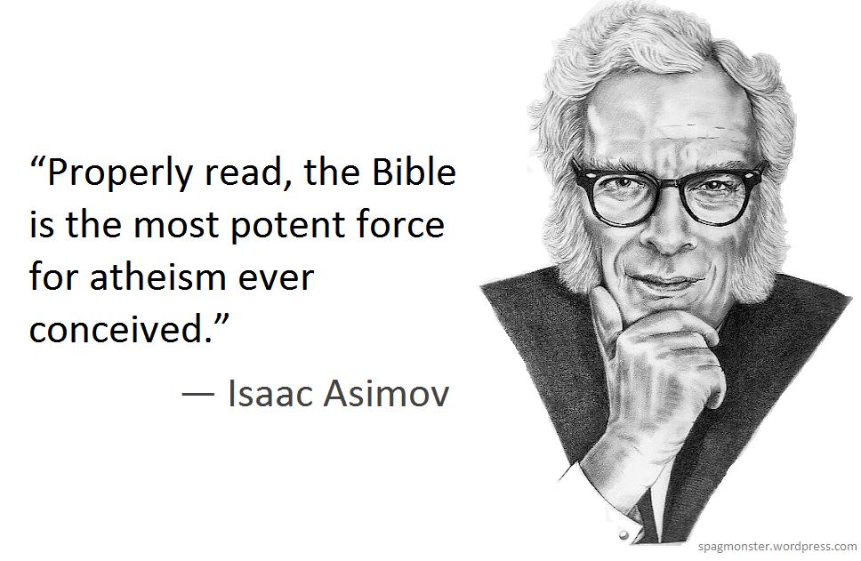 Isaac Asimov Quotes Religion